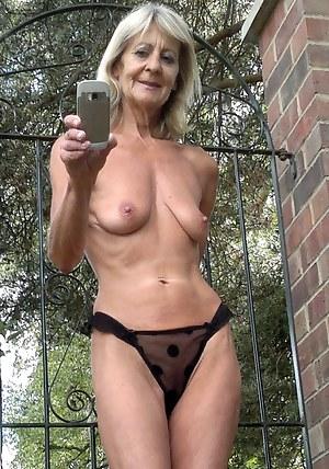 Sexy Granny Naked