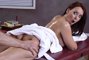 Massage hot mom