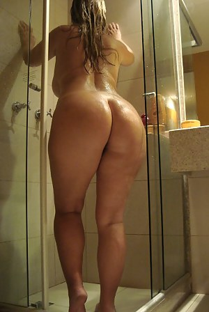 plus size nude ass