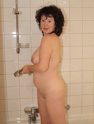 Sorry, that Moms naked in the shower