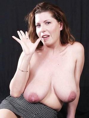 Theme.... Between moms floppy tits think